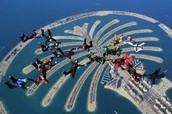 Skydive over the Palm Jumeirah