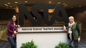 National Science Teacher's Association in Philly