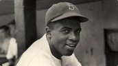 Jackie Robinson, the one who gave a knockout punch to racism!