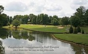 Piedmont Triad Golf Courses