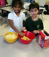Separating Popcorn d\from Kernels