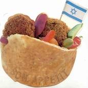 פלאפל זה מאכל ישראלי