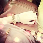 Luxor Bracelet in gold