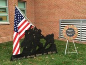 Lenape's Veterans Memorial