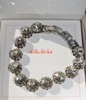 Vintage Crystal Bracelet - SOLD