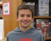 Luke Bagwell, 7th grader