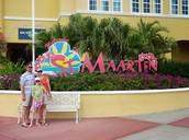 at St. Maarten