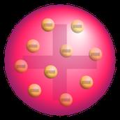 Como se veia un atomo segun Thomson