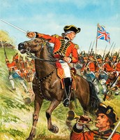 The British Attack