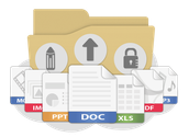 Almacena-miento de archivos en línea