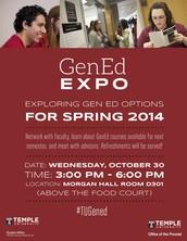 GenEd Expo