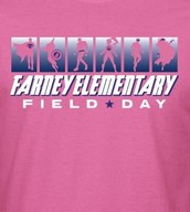 Field Day is on the Way...THINK PINK!