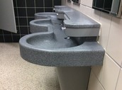 Old sinks