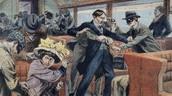 1908- Austria Hungry annexed Bosina