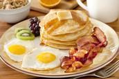 We Serve Breakfast!