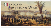 1846 US declares war on Mexico