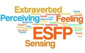 ESFP Wordle!
