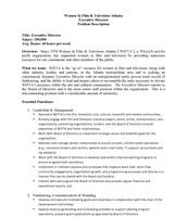 Executive Director pg. 1