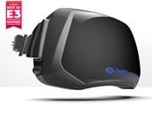 the front of oculus rift