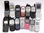 Phones that were popular in 2003