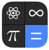 The Math Keyboard App ($1.99)