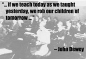 How John Dewey Affected Schools