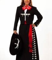 Woman Charro Suit