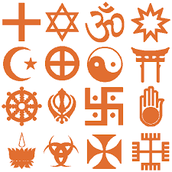 The relationships between religion and empire