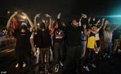 Hysteria in Ferguson Riots