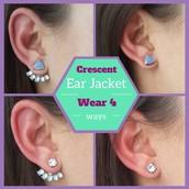Ear jackets!!