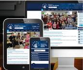 Redesigned Website & App