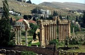Famous Landmark: Baalbek and It's Ruined Temples