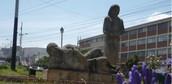 Monumento a la Raza Indígena