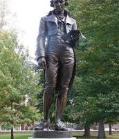 Statue of Benjamin Rush