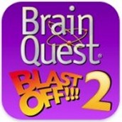 BrainQuest: Blast Off (different grade versions)
