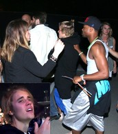 Justin Bieber getting kicked out of coachella