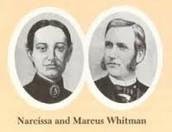Marcus and Narcissa Whitman