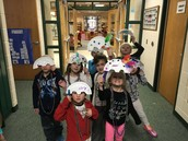 Our Mardi Gras parade.
