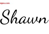 My name is Shawn