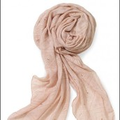 Scarf - Westwood - Gold Blush $25