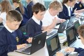 Using chromebooks to enhance learning
