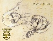Day and June