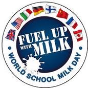 Word School Milk Day, Sept. 30th
