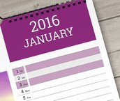 Vote for Your 2016-2017 Calendar Options Today