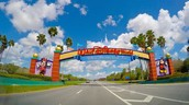 Welcome to Disney World