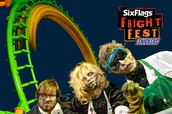 Fright Fest starts tomorrow!!!