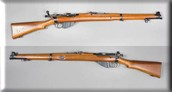 The Lee Enfield .303 Rifle