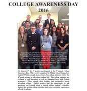 College Awareness Day!