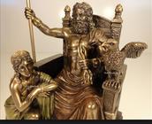 Hera and Zeus