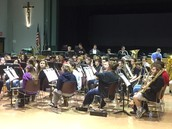 Large Band Picture
